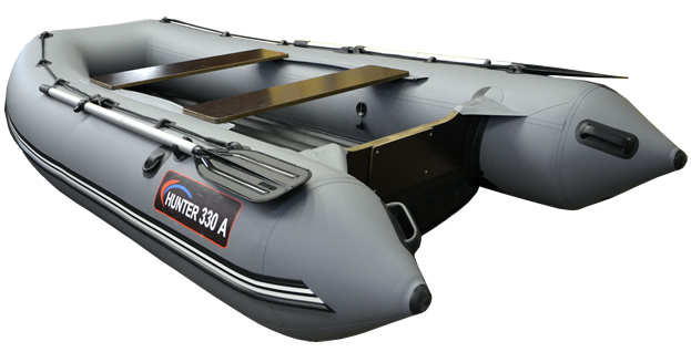 лодка пвх хантер 330 а нднд цена