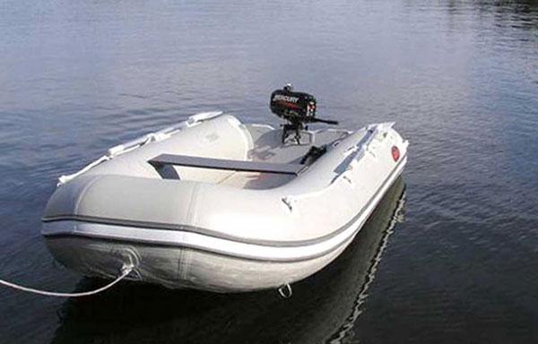 лодки пвх сильвер кто производитель