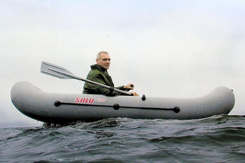 лодка пвх соло 270 купить в москве