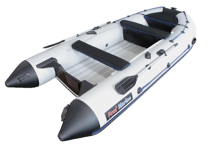 моторно-гребная лодка profmarine